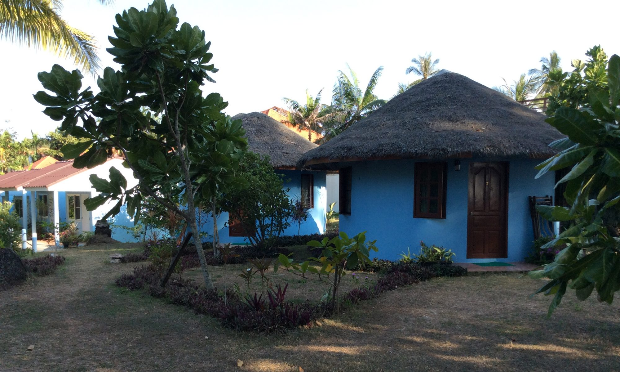 Accommodation at Seaside Cottages, Mai Khao Beach